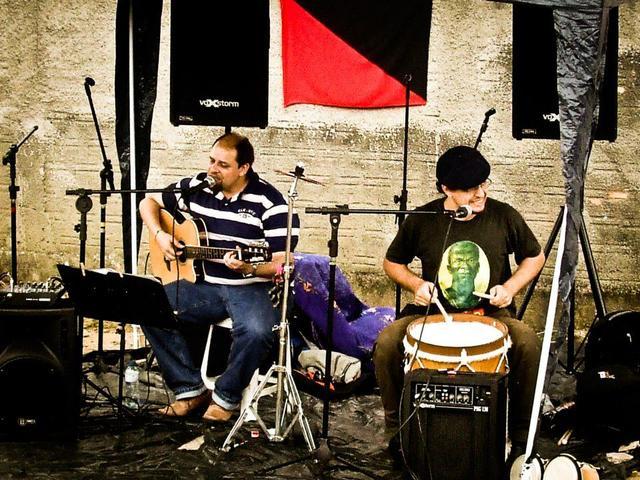 Música no Lago com Jeferson Dantas e Pablo Mizraji @ Laguinho da UFSC | Santa Catarina | Brasil