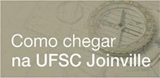 Como chegar na UFSC Joinville