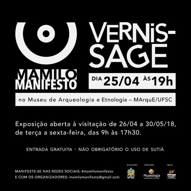 Vernissage MAMILO MANIFESTO