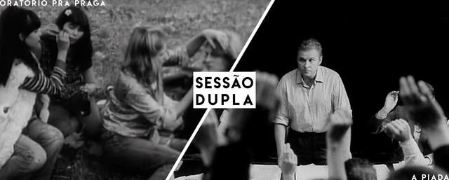 Oratório para praga + A piada no Cineclube Rogério Sganzerla @ Santa Catarina | Brasil