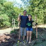 Mutirão no Bosque do CFH, 22/09/18